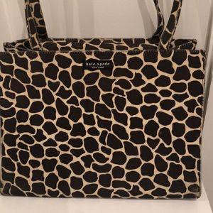 Kate Spade New York Iconic Sam bag.